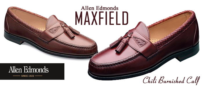 Allen Edmonds Maxfield Men's Shoes